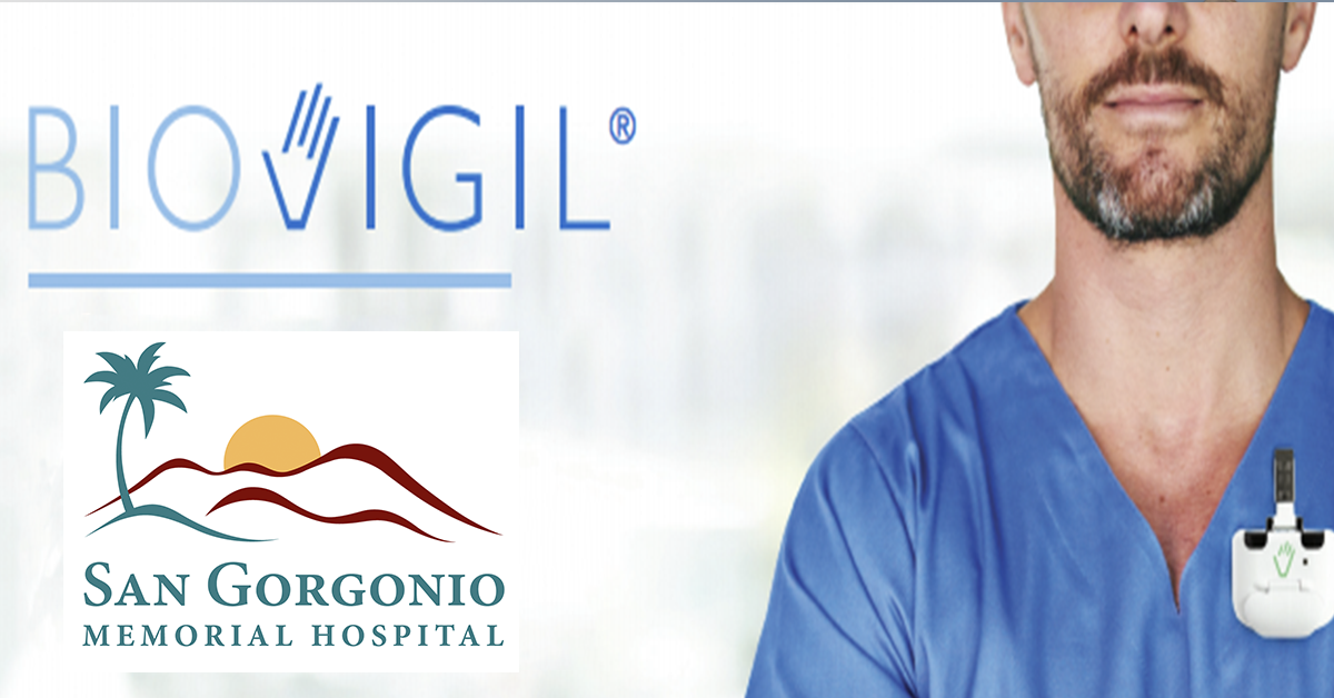 Partnering With Biovigil To Increase Hand Hygiene